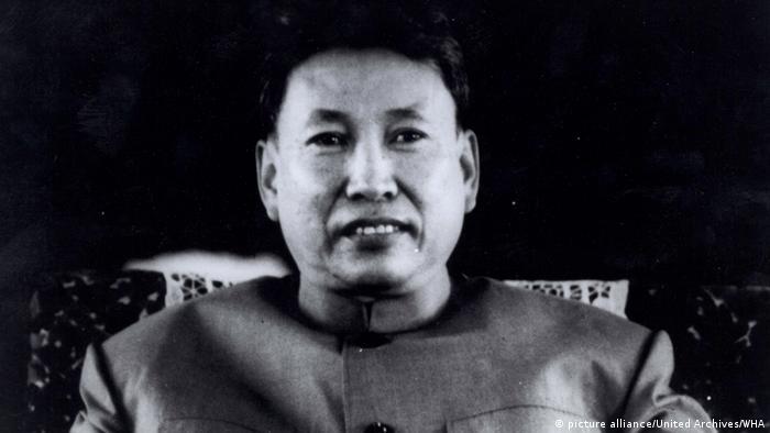 Kambodscha Regime der Roten Khmer Pol Pot
