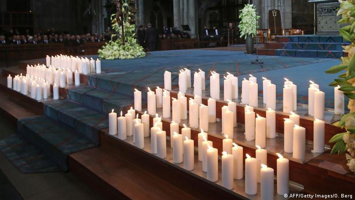 Kerzen im Kölner Dom (Foto: Getty Images)