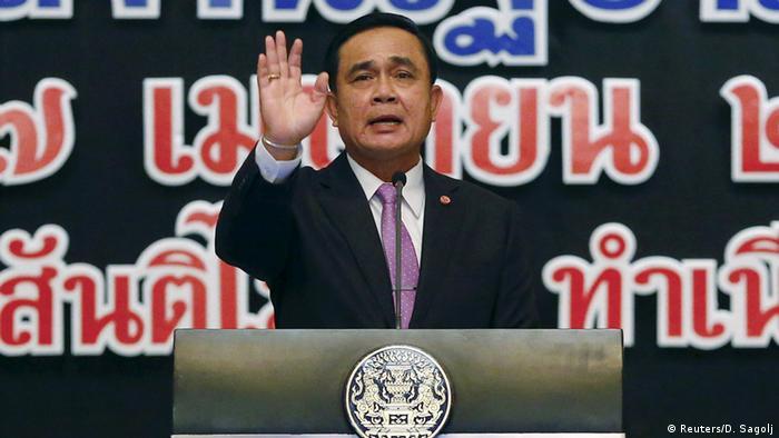 Thailand Prayuth Chan-ocha