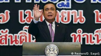 Thailand Prayuth Chan-ocha (Reuters/D. Sagolj)