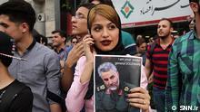 Iran KW 16 Protest
