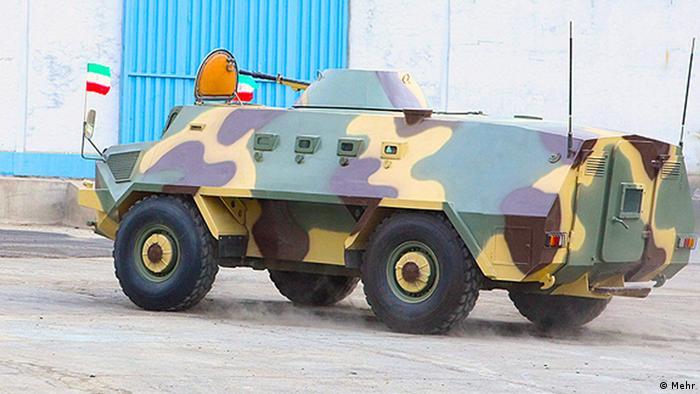 Bildergalerie Militärausrüstung Iran