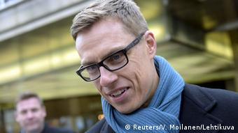 Finnland Wahlen Alexander Stubb (Reuters/V. Moilanen/Lehtikuva)