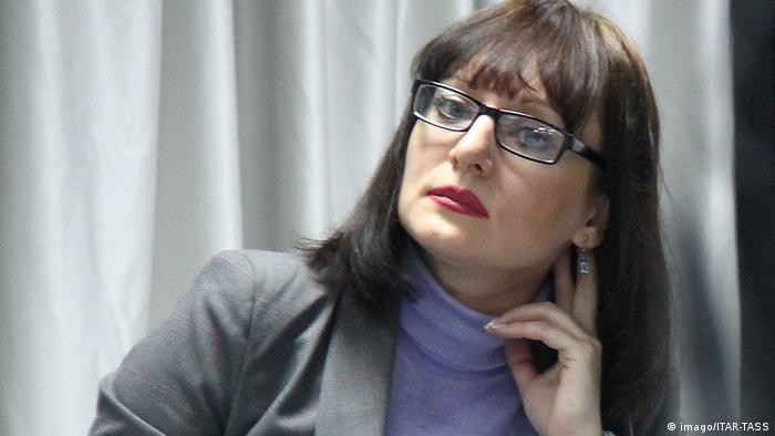 Правозащитница Наталья Пелевина