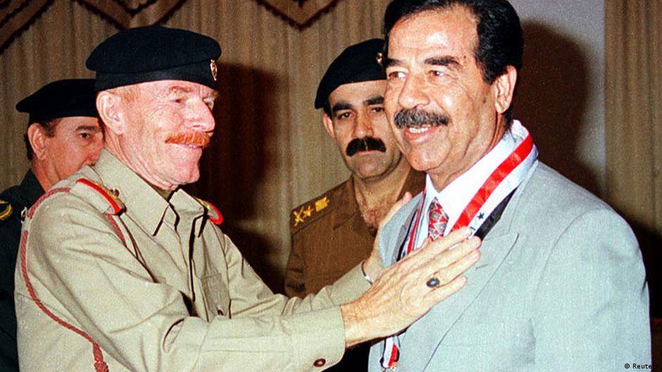 وفاة عزة الدوري نائب الرئيس العراقي الأسبق صدام حسين | أخبار DW عربية |  أخبار عاجلة ووجهات نظر من جميع أنحاء العالم | DW | 26.10.2020