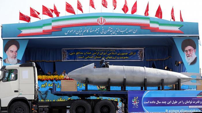 Iran Militär Parade