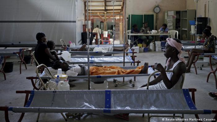 current affairs haiti cholera outbreak