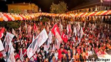 Nordzypern Türkische Zyprioten Wahlkampf Wahlen