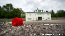 Oranienburg Konzentrationslager Sachsenhausen Gedenktag Befreiung