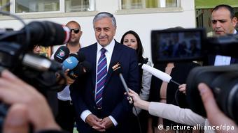 Την επίλυση του Κυπριακού βλέπει ως βασική αποστολή του ο Μουσταφά Ακκιντζί