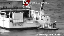 Rettungsaktion Lampedusa