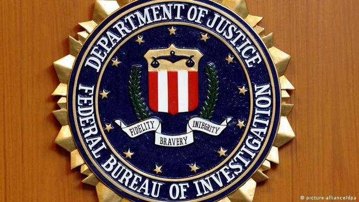 FBI-Logo (picture-alliance/dpa)
