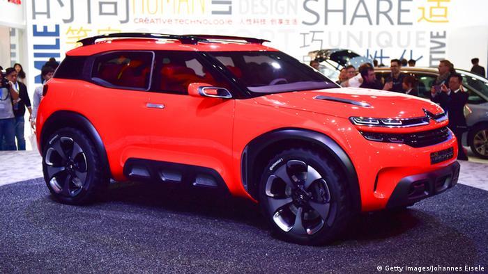 Autosalon Shanghai 2015