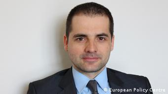 Пол Іван, експерт Європейського центру політики