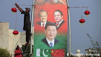 Chinesischer Präsident Xi Jinping in Pakistan
