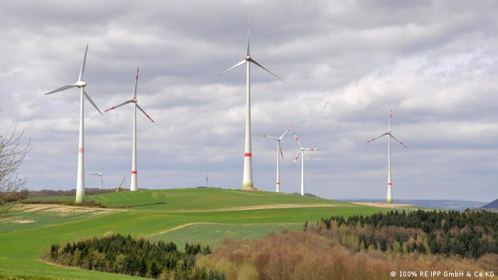 Wind farm (100% RE IPP GmbH & Co KG)