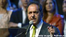 Daniel Scioli, Governeur von Buenos Aires
