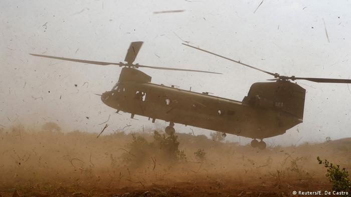 USA Philippinen Militärmanöver Balikatan 2015