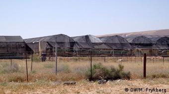 row of huts copyright: Mel Frykberg