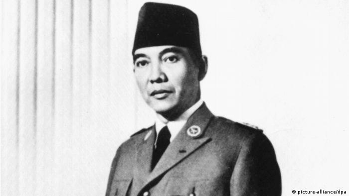 Soekarno Yakin Pancasila Dan Nasakom Adalah Masa Depan Indonesia Dunia Informasi Terkini Dari Berbagai Penjuru Dunia Dw 21 06 2016