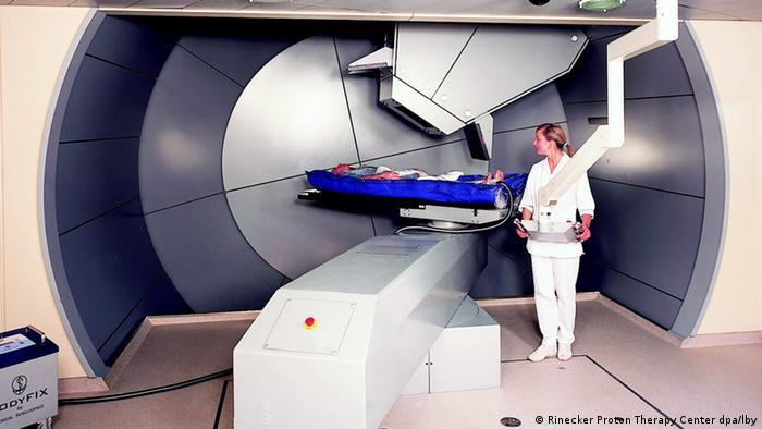 Symbolbild - Protonentherapiezentrum München