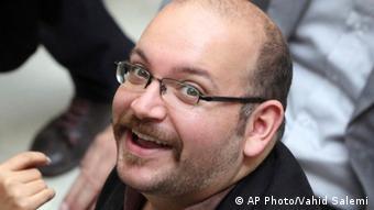 Iran Verhafteter US Journalist Jason Rezaian