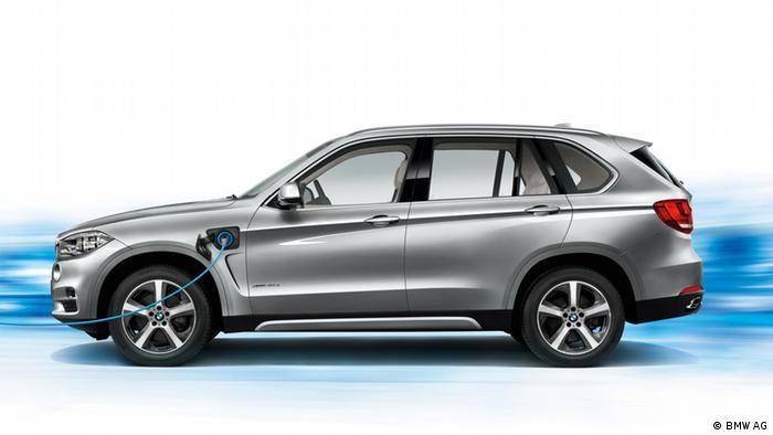BMW - X5 xDrive 40e 2015