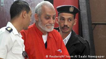 Ägypten Muslimbrüder zum Tode verurteilt