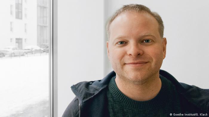 Kristof Magnusson Schreiben In Einfacher Sprache Ist Für Mich Ein