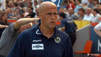 Fußball - Co-Trainer Michael Frontzeck