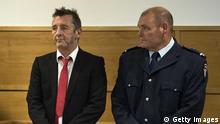 Neuseeland AC/DC-Schlagzeuger Phil Rudd wegen Morddrohung vor Gericht