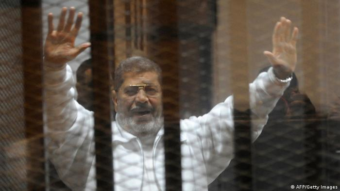 Ägypten Mursi Urteil