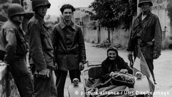 St. Malo Frankreich 1944 (Foto: Usis-Dite/Leemage)