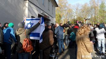 Auschwitz-Prozess in Lüneburg gegen SS-Aufseher Oskar Gröning