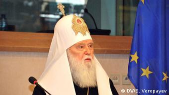Патріарх Філарет заявив про скликання незабаром архієрейського Собору