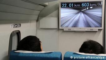 Bildergalerie Schnellste Züge