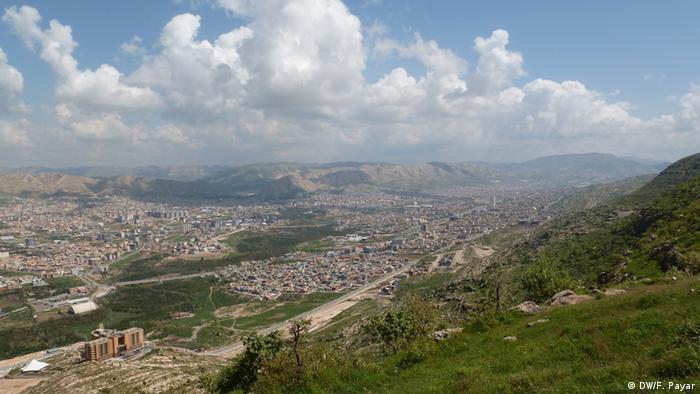 نمایی از شهر دوهک