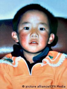 11. Penchen Lama Gedhun Choekyi Nyima Gendün Chökyi Nyima