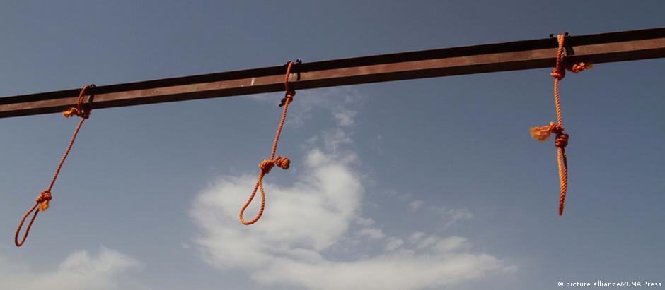 Em 2016, 87% das execuções ocorreram em quatro países: Irã, Arábia Saudita, Iraque e Paquistão