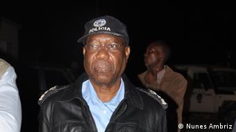 Angola Ambrosio de Lemos Oberster Polizeichef