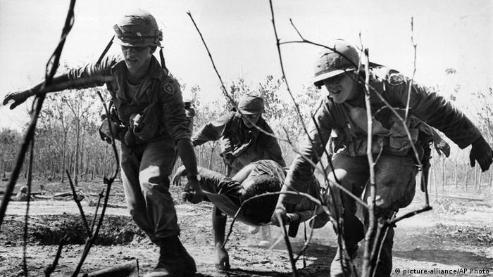 Bildergalerie Vietnam Kriegsszene bei Cu Chi