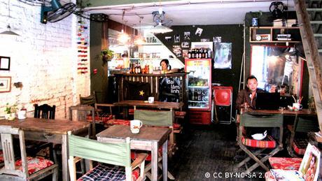 Bildergalerie Vietnam Cong Caphe in Hanoi