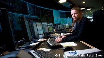Danish grid operator Energinet's digital power distribution system (Photo: Energinet.dk/Palle Peter Skov)