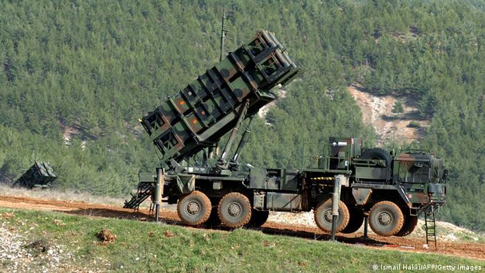 Raytheon Patriot Raketen