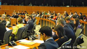 En lo que va de legislatura, el Parlamento Europeo ha emitido dos resoluciones relacionadas con Venezuela.