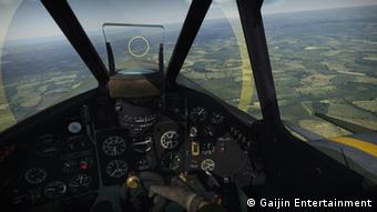 Screenshot des Computerspiels War Thunder