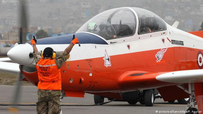 Peru kauft südkoreanische Flugzeuge