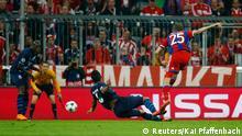 Champions League Bayern vs Porto Müller Tor