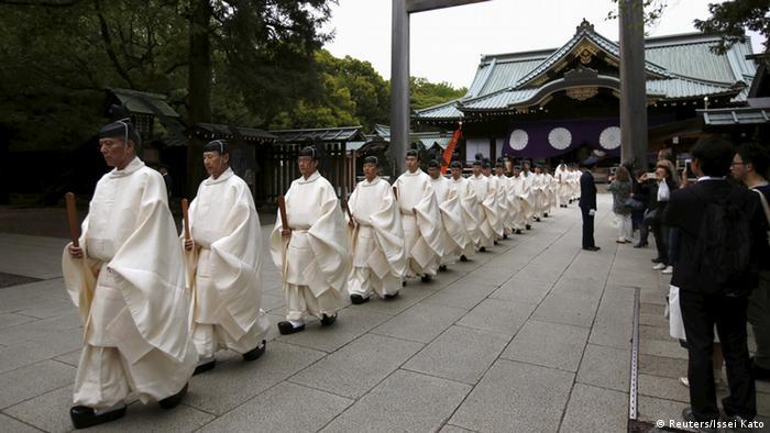 Yasukuni Schrein Tokio Japan (Reuters/Issei Kato)