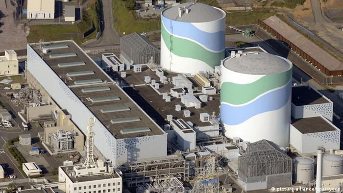Kyushu Electric Power Co.'s Sendai nuclear plant in the southwestern Japanese city of Satsumasendai (Kyodo)
